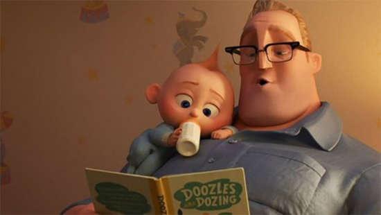 papás de Disney