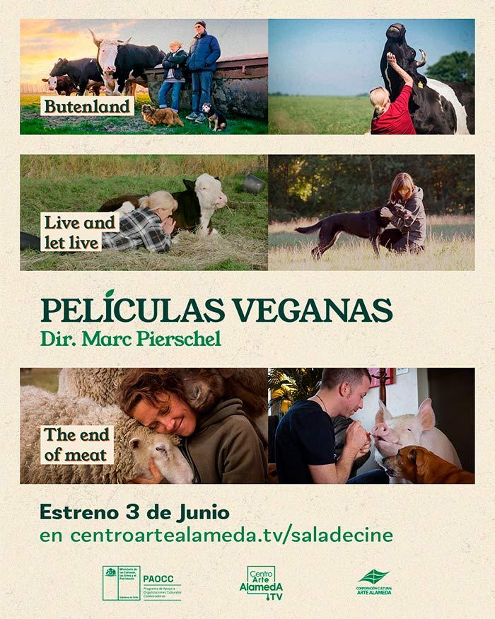 Películas veganas