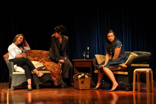Teatro: Tres Historias del Mar 1