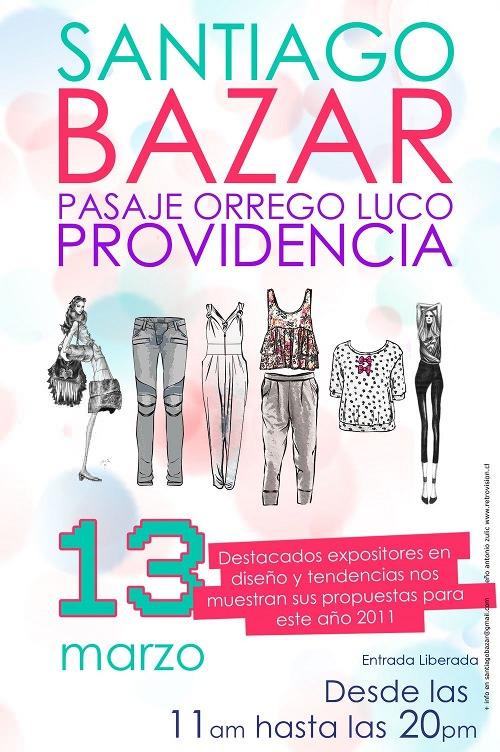 DOM/13/03 Santiago Bazar III 1
