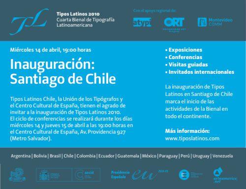 Bienal de Tipos Latinos 2010 1