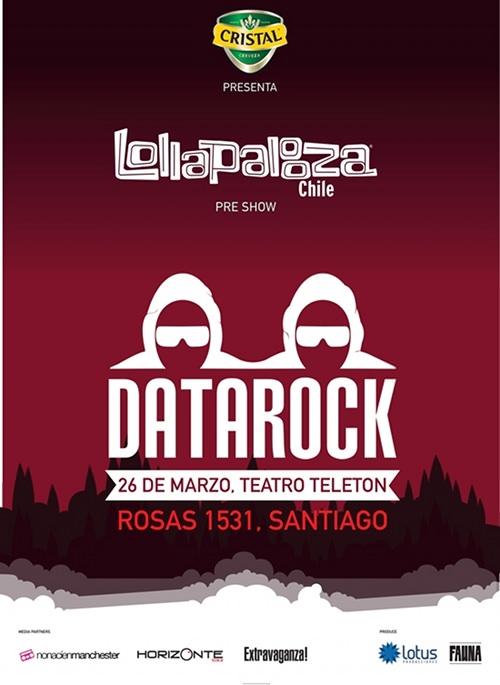 SAB/26/03 Datarock en vivo 1