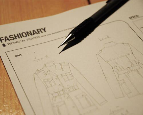 Fashionary, la Moleskine de diseñadores 2