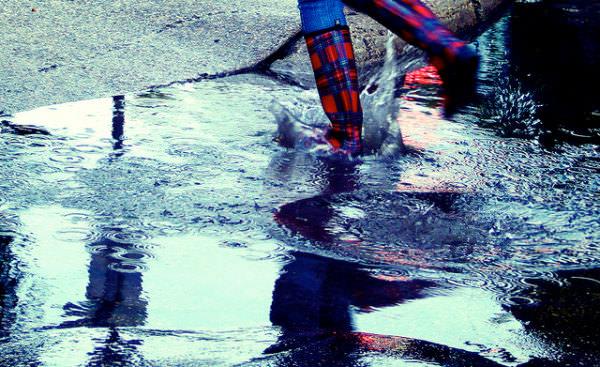 La tenida de lluvia 1