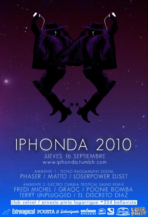 JUE/16/09 iPhonda 2010 1