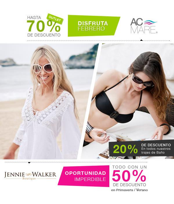 Liquidación en AC Mare y Jennie Walker 1