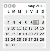 Horario de invierno 2011: de mayo a agosto 1