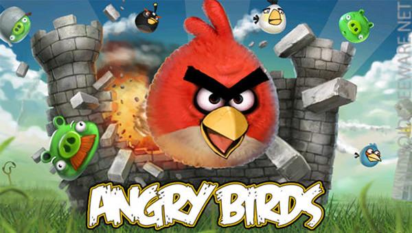 Los adictivos Angry Birds 1