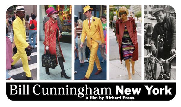 La energía de Bill Cunningham 1