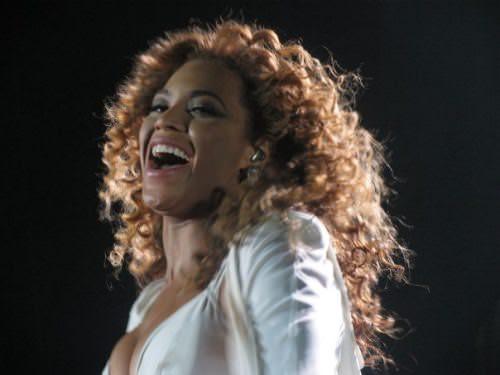 Yo toqué a Beyoncé 2