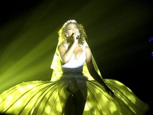Yo toqué a Beyoncé 4