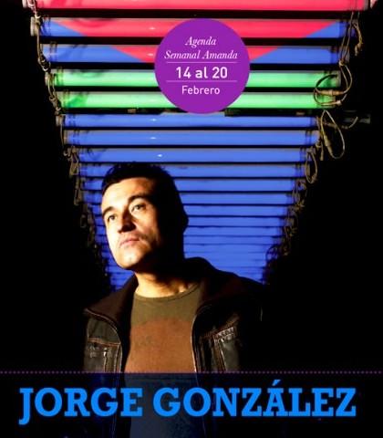 VIE/18/02 Jorge González en vivo 1