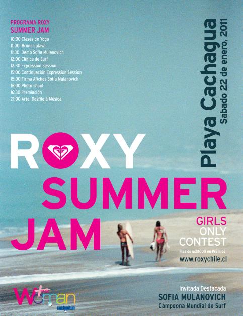 SAB/22/01 Roxi Jam Summer 2011 1