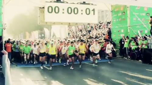 Adidas: Lollapalooza y Maratón de Santiago 1
