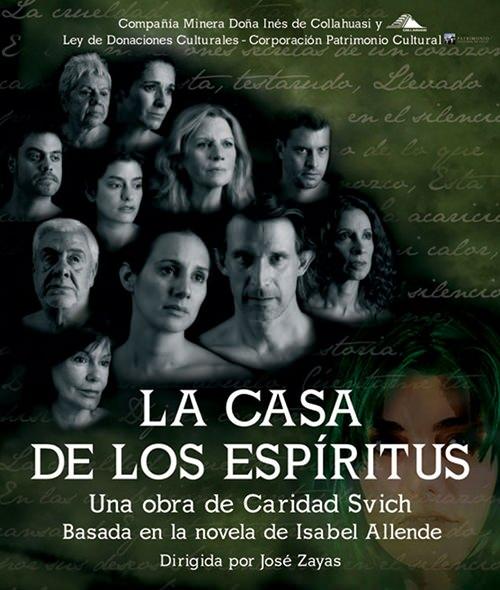 Teatro: La casa de los espíritus 1