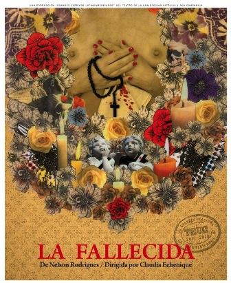 Teatro: La Fallecida 1