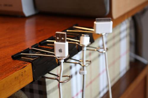 CopyPaste: Organizador de cables 1