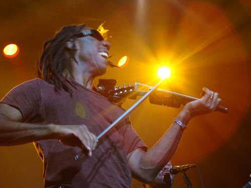 Dave Matthews Band y el oficio de tocar en vivo 2