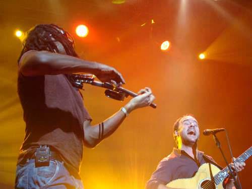 Dave Matthews Band y el oficio de tocar en vivo 1