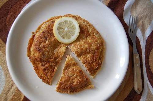 Receta: tortilla de atún 1