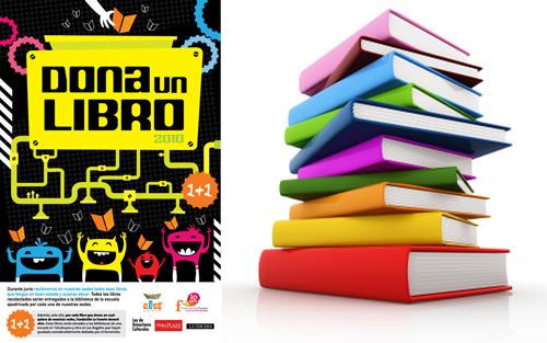 Dona un libro 2010: En ayuda de escuelas dañadas por el terremoto 1