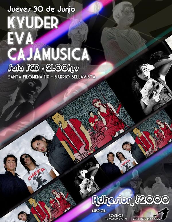 JUE/30/06 Noche de estrenos 1