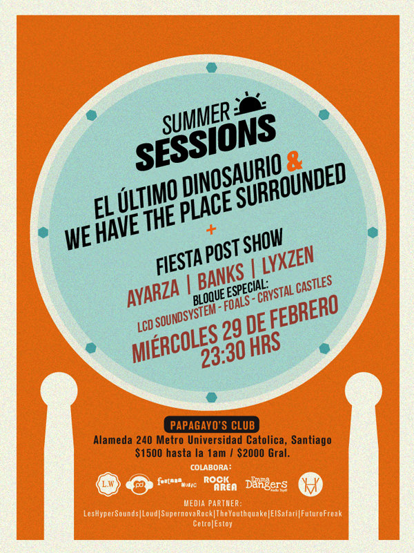 Summer Session's 2012 1
