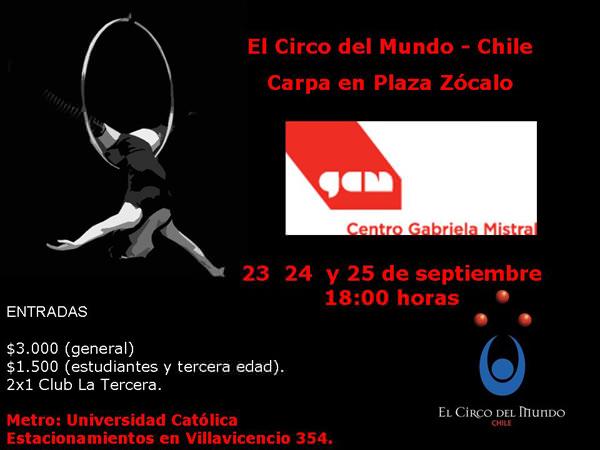 El Circo del Mundo - Chile 1