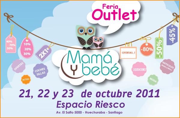 Feria Outlet Mamá y Bebé 1