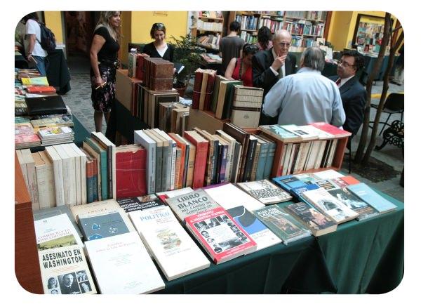 XX Feria del Libro Usado en la Universidad Mayor 1