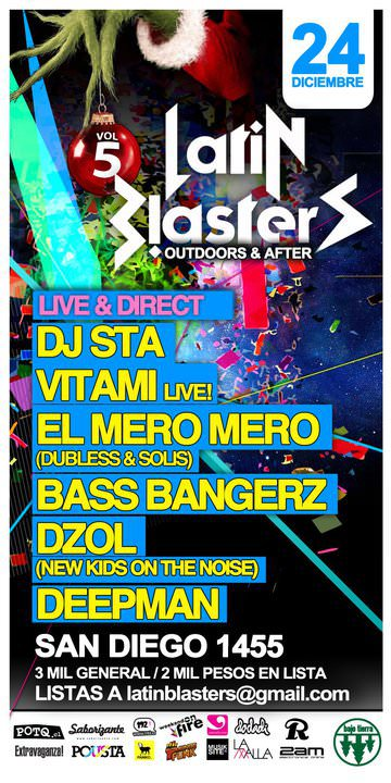 VIE/24/12 Fiesta Latin Blasters 1