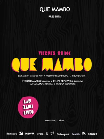 Flyer-Que-Mambo