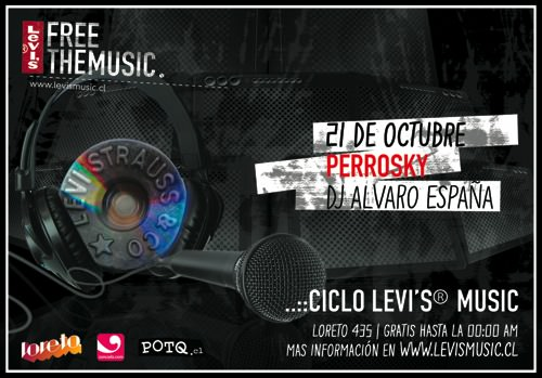 Flyers_ciclo_levismusic _perrosky