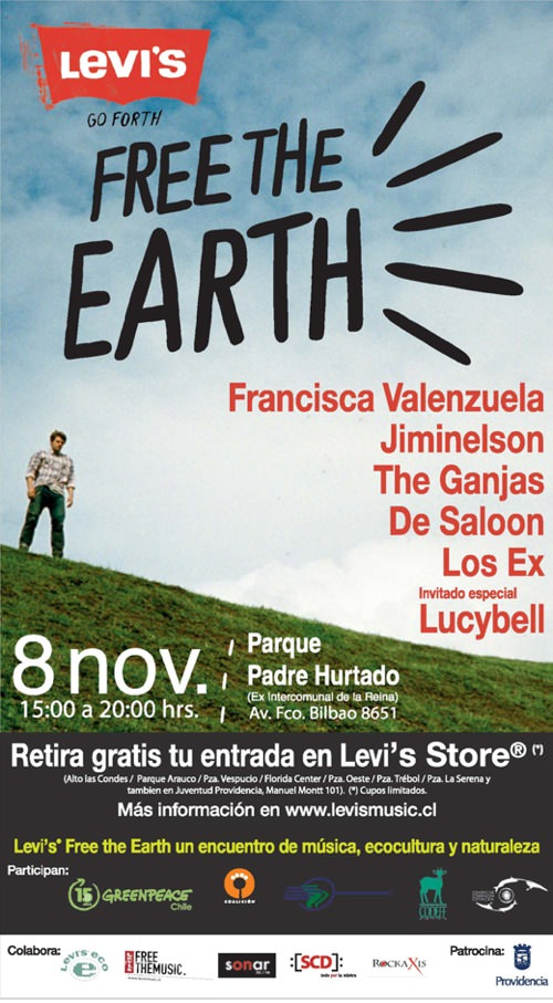 Free the Earth