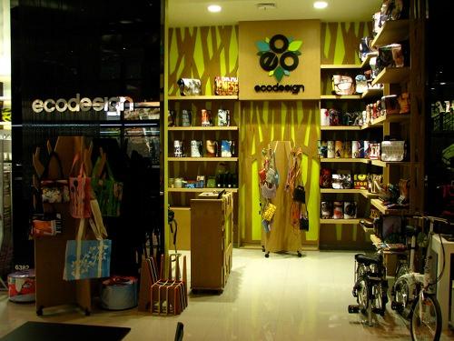 Nueva tienda sustentable: Ecodesign 1