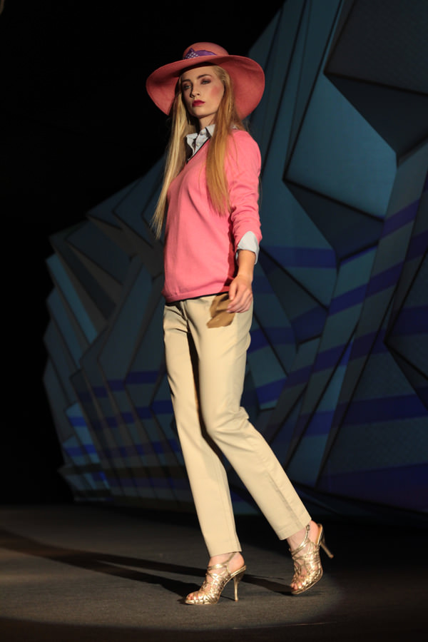 Cierre del Parque Arauco Be Fashion! 14