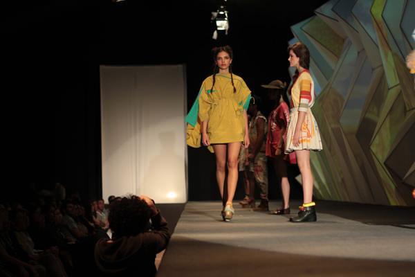 Cierre del Parque Arauco Be Fashion! 8