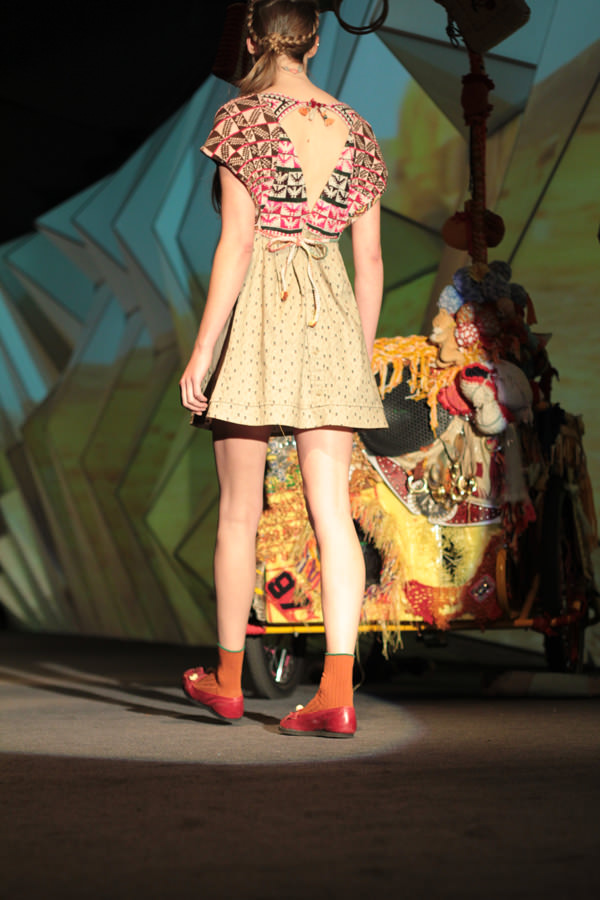 Cierre del Parque Arauco Be Fashion! 6