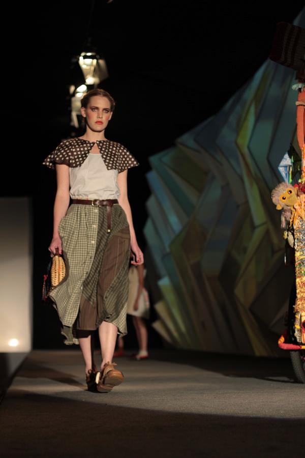 Cierre del Parque Arauco Be Fashion! 5
