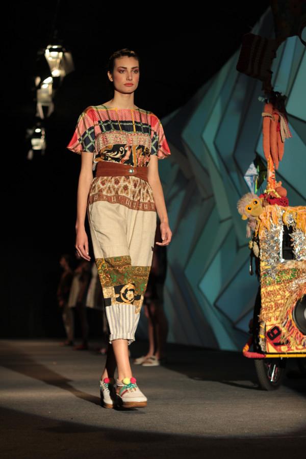 Cierre del Parque Arauco Be Fashion! 4