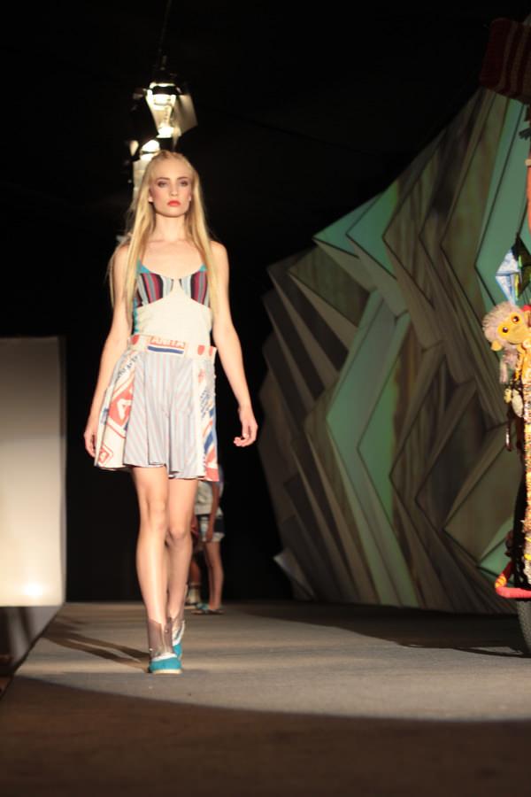 Cierre del Parque Arauco Be Fashion! 3