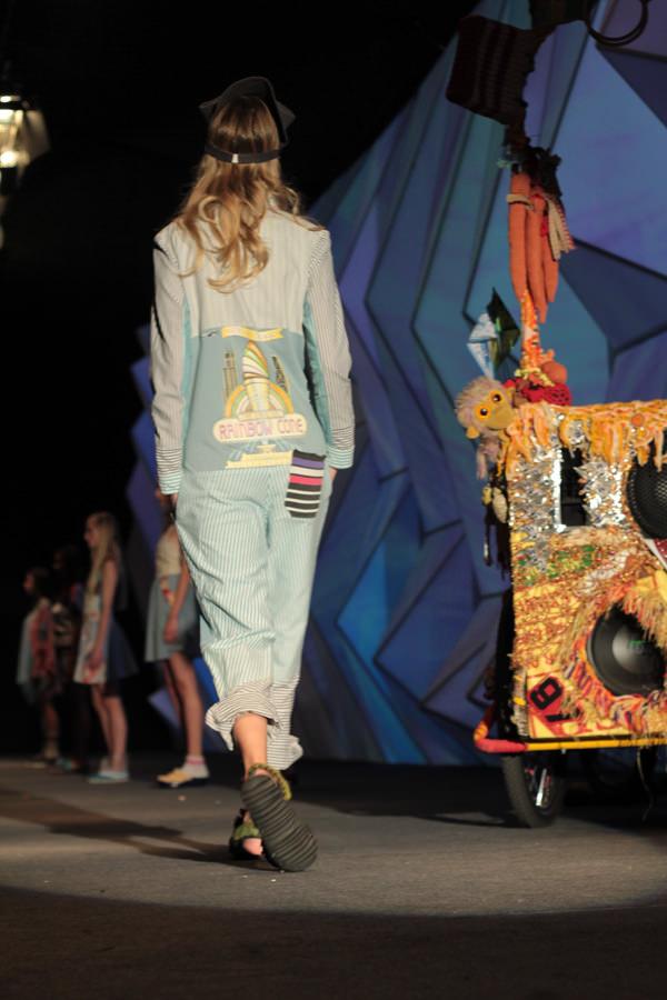 Cierre del Parque Arauco Be Fashion! 2