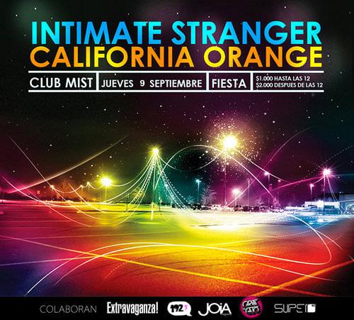 JUE/09/09 Fiesta Intimate Stranger 1