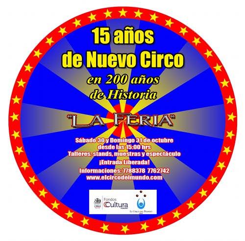15 años de Nuevo Circo 1