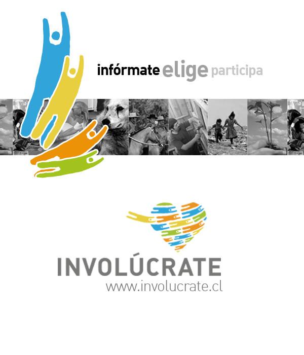 Web: Involucrate.cl 1