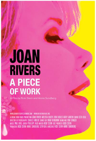 A Piece of Work: el documental sobre Joan Rivers 1
