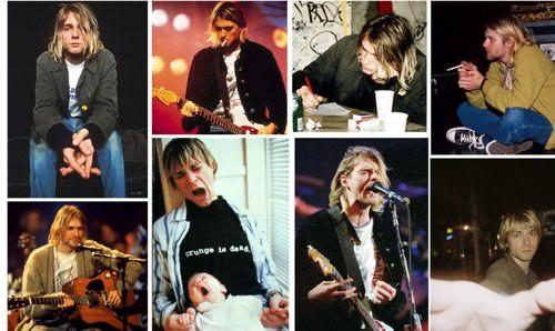 Kurt Cobain murió hace 16 años 2