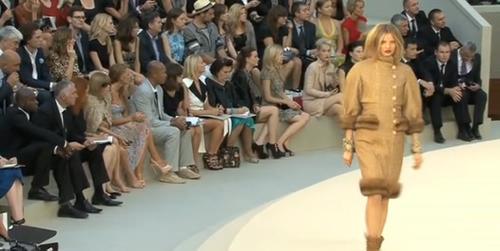 Couture Chanel Otoño 2010 1