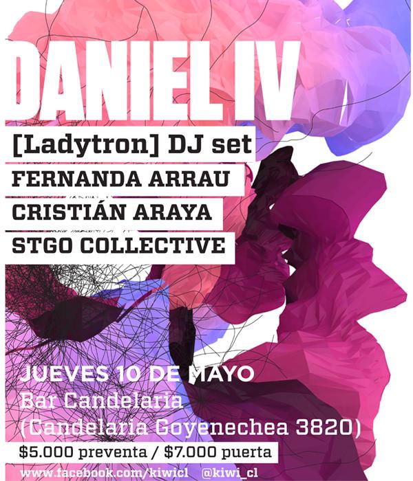 Valparaíso: Ladytron DJ Set 1