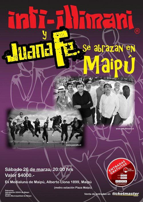 SAB/26/03 Inti-Illimani y Juana Fe 1